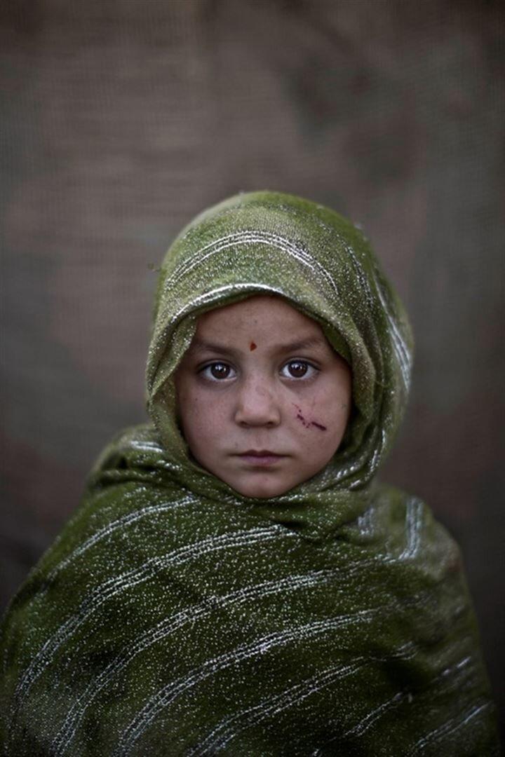 Children burdened by war