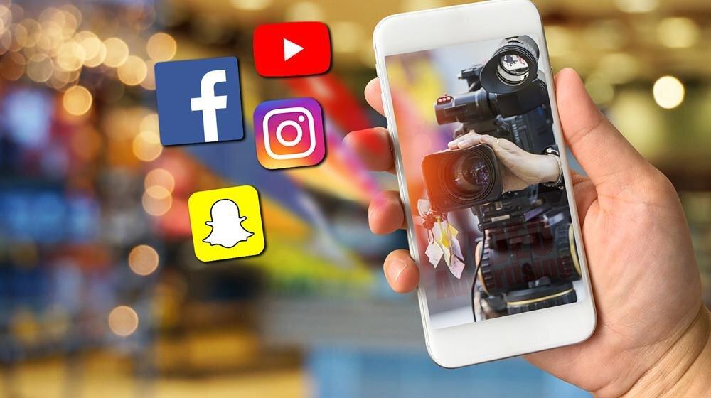 Sosyal medya kanallarındaki reklam izleme alışkanlıkları.