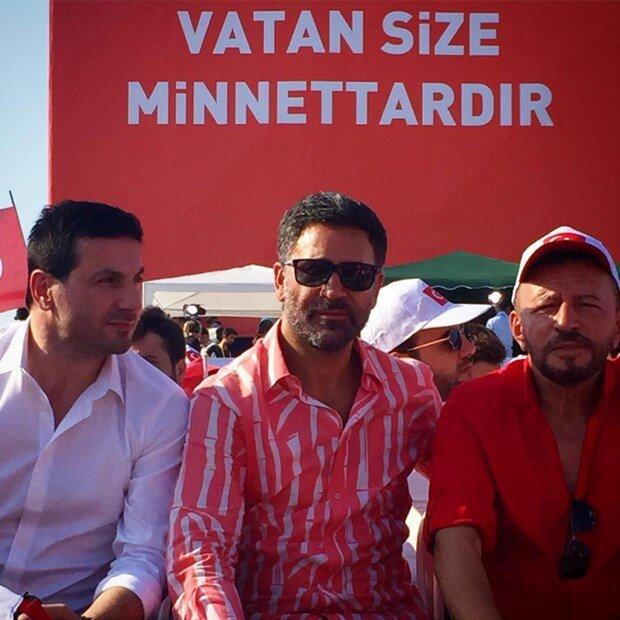 Mustafa Topaloğlu - İzzet Yıldızhan - Davut Güloğlu