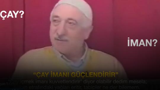 Gülen'in din istismarı