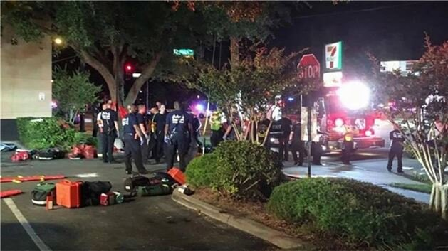 On June 12, 2016, due to an attack on a nightclub in Orlando, Florida, Orange County declared a state of emergency. Fifty people were killed and 53 wounded in the attack.