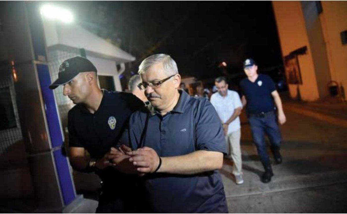 Mehmet Ali Pekgüzel:  2008'de Ergenekon operasyonlarını başlatan ekipte yer aldı. FETÖ'nün yaptığı birçok kumpasta ismi geçti. 15 Temmuz darbe girişimi sonrası üzerinden 1 dolar çıkan Pekgüzel, tutuklandı.