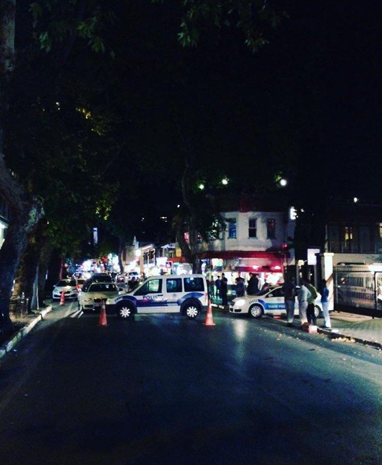 15 Temmuz gecesi akşam saatlerinde Çengelköy