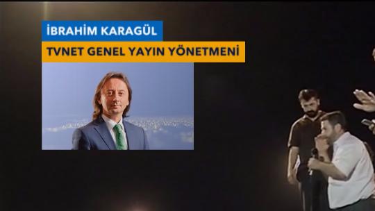İbrahim Karagül yeniden Tvnet canlı yayınında