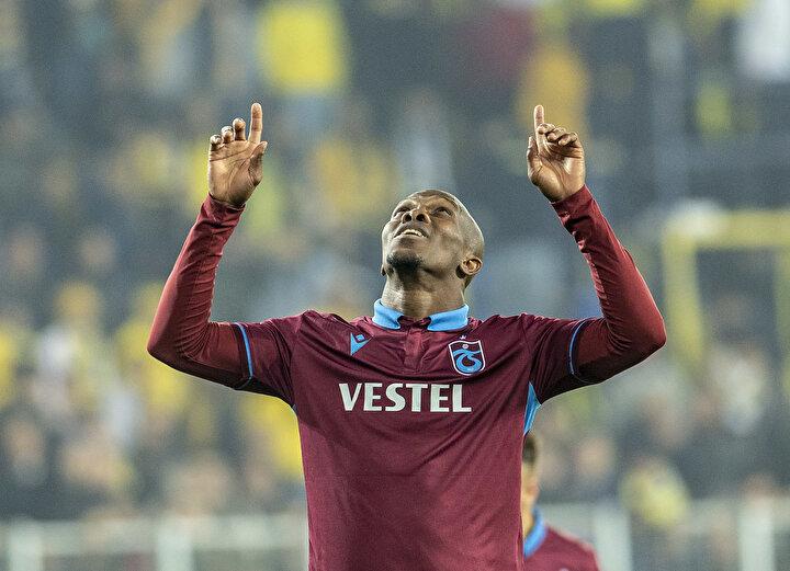 Nwakaeme (Trabzonspor): 8.1 puan