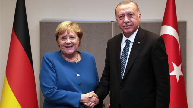 Turkish President to host German Chancellor on Oct. 16