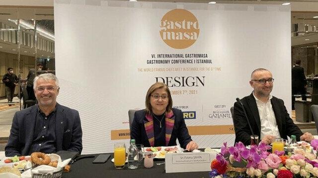 Gastronomy tourism festival kicks off in western Turkey