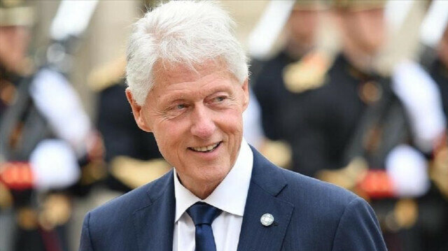 Bill Clinton expected to be discharged from US hospital on Sunday