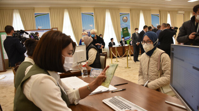 Voting begins in Uzbek presidential election