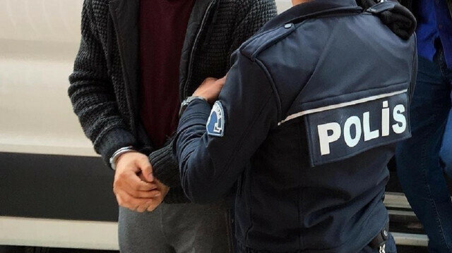 At least 13 FETÖ terror suspects nabbed in central Turkey