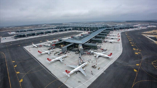 Istanbul Airport wins Europe's best airport award