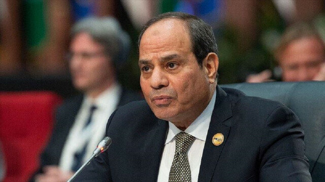 Egypt's Sisi appoints new army chief of staff