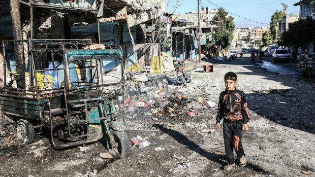 Syrians reeling from shock after regime bombed Idlib market