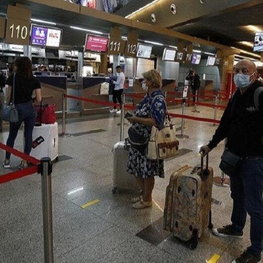 Russia suspends flights with Turkey until June 1