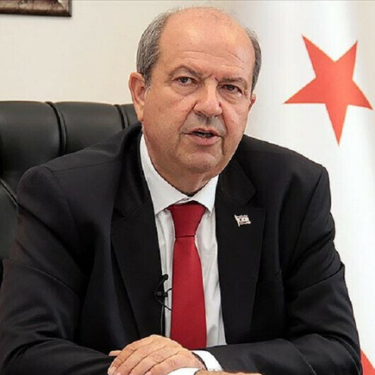EU bias on Cyprus 'alarming': Turkish Cypriot leader