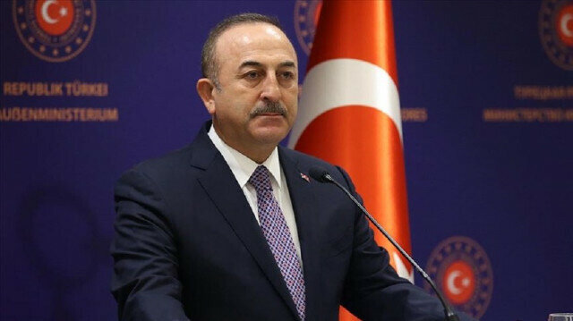 Turkish foreign minister visits Saudi Arabia