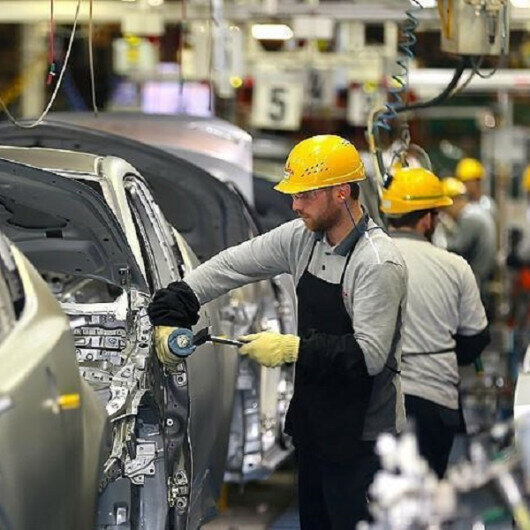 Turkey's auto production tops 415,000 in Jan-April