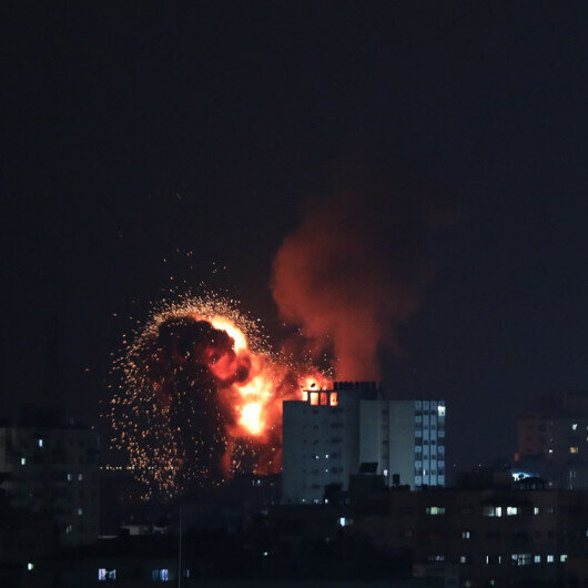 Israel opens up bomb shelters in Tel Aviv, other cities