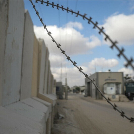 Israel shuts another Gaza border over security concerns