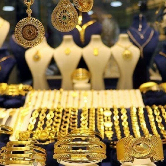 Turkish jewelry sector's exports reach $1.4B in 4 months