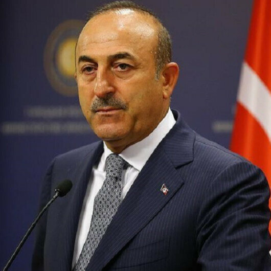 Turkish foreign minister continues diplomacy on Jerusalem