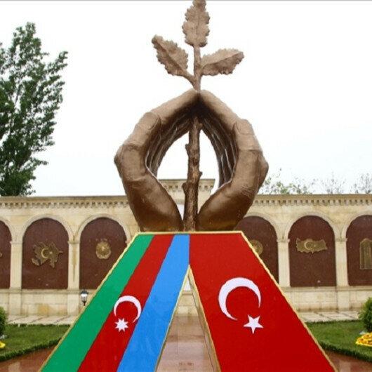 Azerbaijan-Turkey Brotherhood Park opens