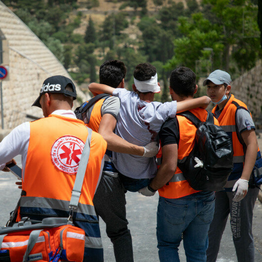 Turkish charity provides urgent medical support to Palestine