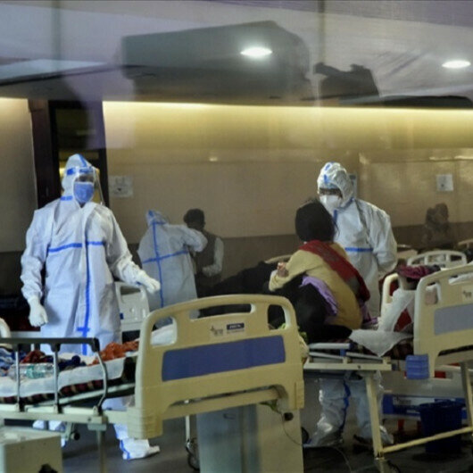 India reports record 4,205 single-day virus deaths