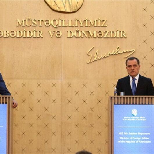 Peace in Nagorno-Karabakh can unlock region's economic potential: Lavrov