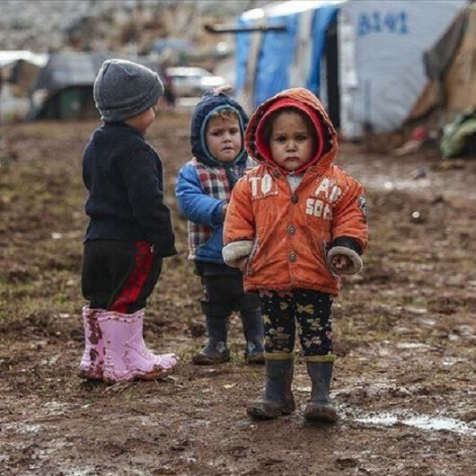 Syria's Idlib hosts some 1.2M orphans