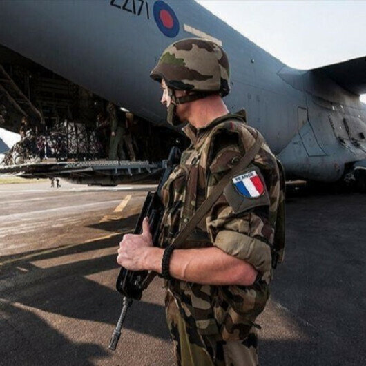 French army chief asks soldiers to resign