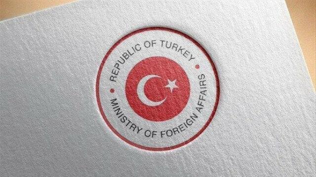 Turkish FM discusses Palestine with Kuwaiti, Zambian counterparts
