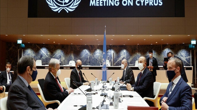'Geneva talks a turning point for Cyprus issue'