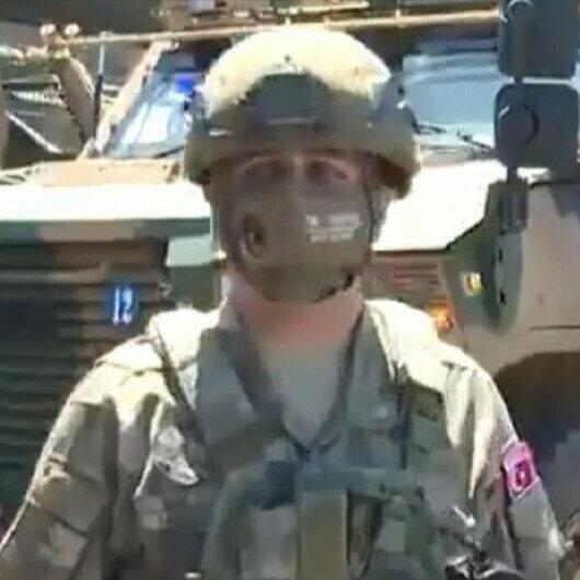 NATO touts Turkish armored vehicle on social media