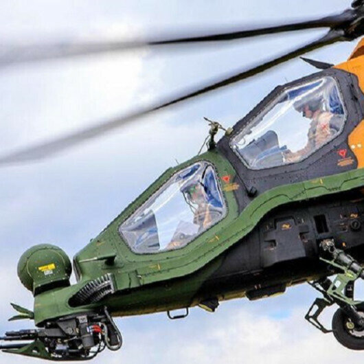 Turkey's ATAK chopper upgraded with Aselsan's recognition system
