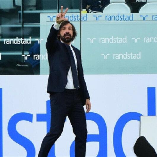 Juventus sack Pirlo after disappointing season