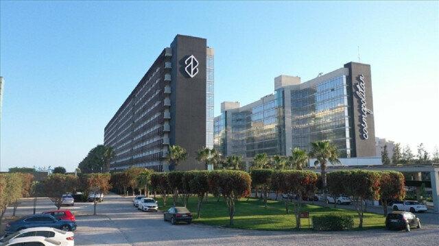 Turkey's Kilit Group opens new hotel in Antalya