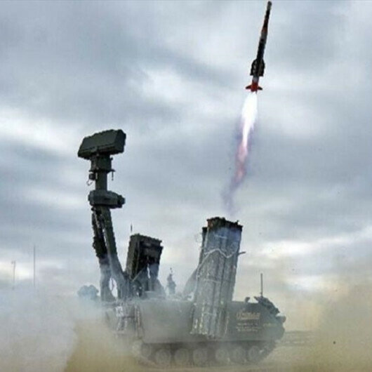 Turkey successfully test-fires HISAR-A+ missile