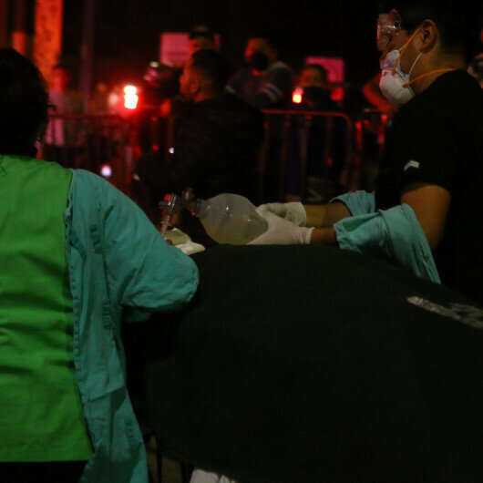 At least 23 dead, 70 hurt after metro overpass collapse in Mexico