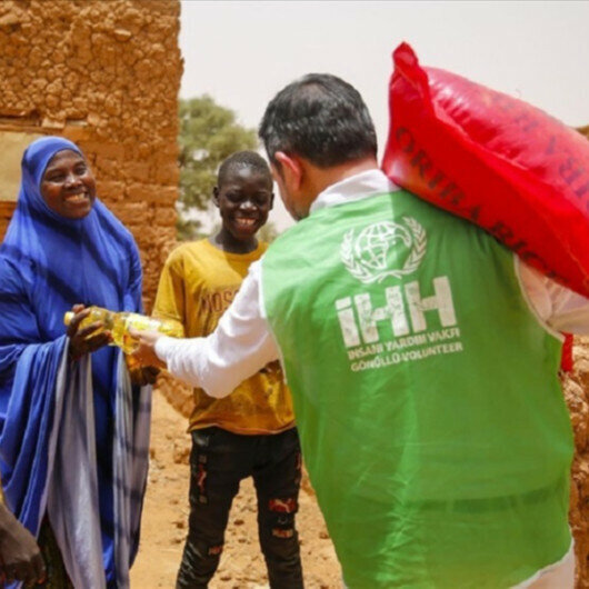 Turkish charity reaches out to needy in Mali