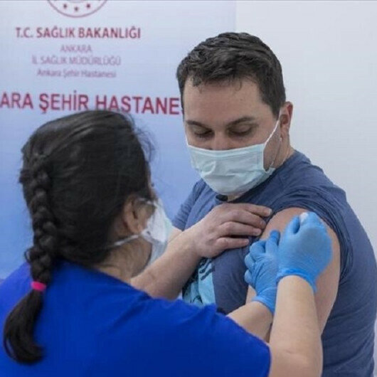 Over 10M people in Turkey got 2nd dose of COVID-19 vaccine