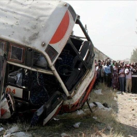 At least 15 people die in road accident in Uganda