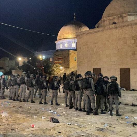 US calls for end to violence after Israeli escalation