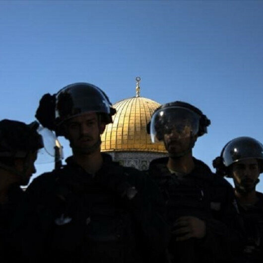 EU calls for de-escalation in occupied East Jerusalem