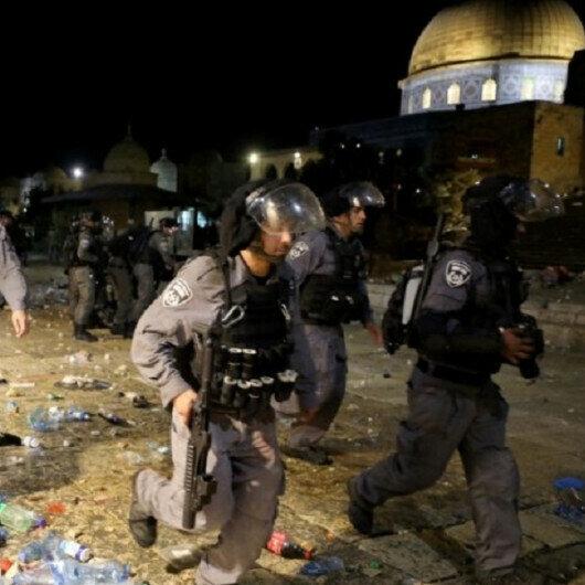 Scottish leader condemns Israeli attacks on Al-Aqsa
