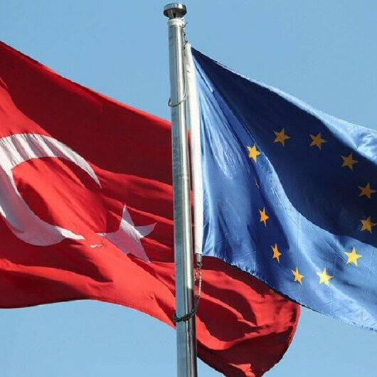 'Turkey, EU should build up their future together'