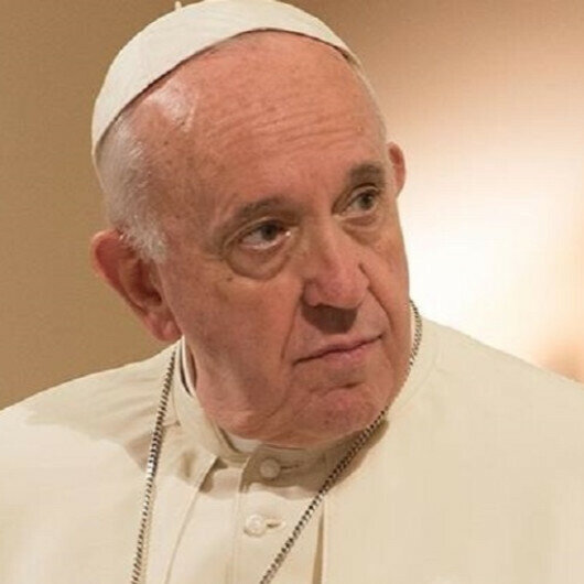 Pope Francis calls for end to violence in Jerusalem