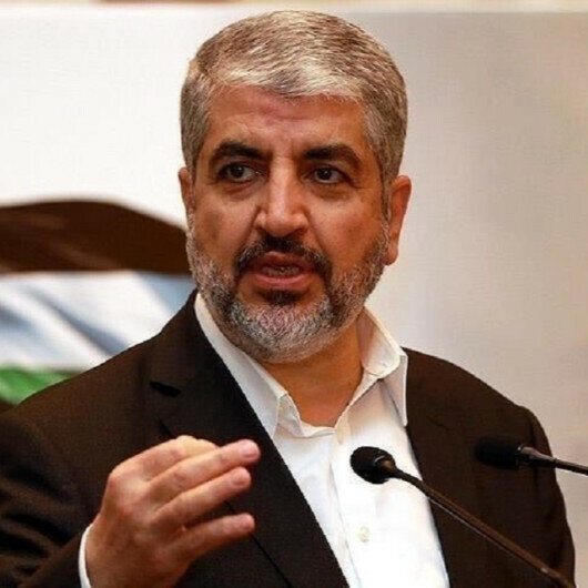 Sheikh Jarrah evictions 'ethnic cleansing': Meshaal