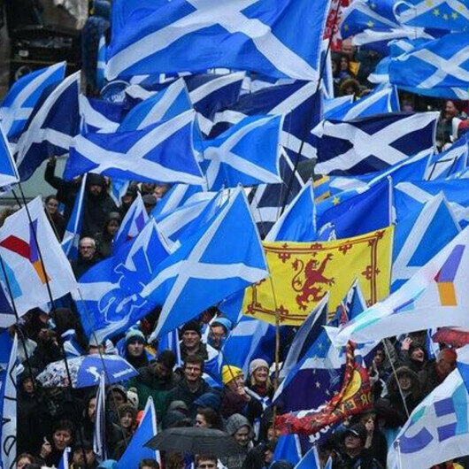 Independence hope remains alive in Scotland as Holyrood sees majority for indyref2