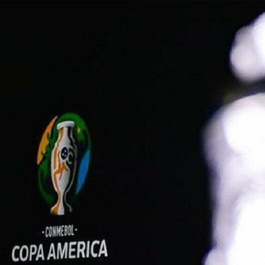 Brazil named new Copa America host